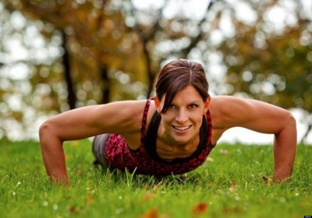 Exercícios para mães