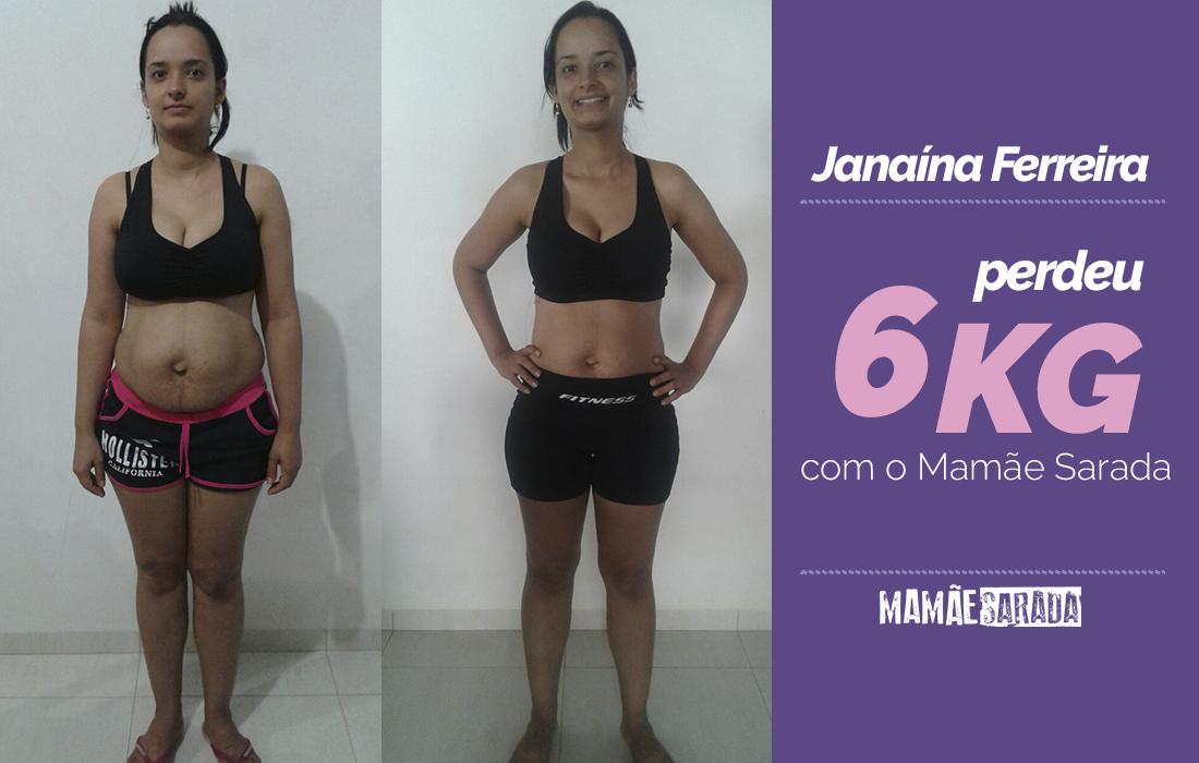 7652fffc5 Janaína Ferreira diminuiu a diástase com o Mamãe Sarada