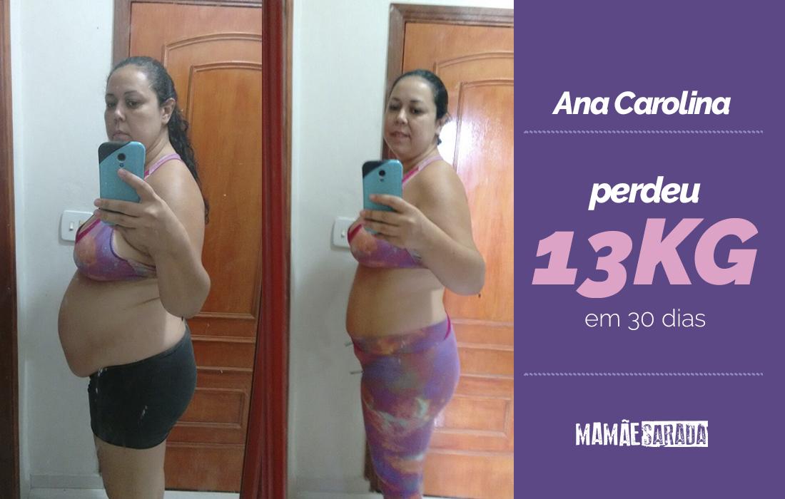 como perder peso 30 dias
