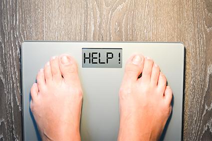 Ganho de peso após a gravidez